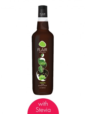 Flair-Light-Green-Tea-Extract-Syrup-Green